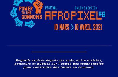 Afropixel - POUVOIR AUX COMMUNS