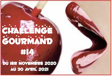 Challenge Gourmand #14 : Pasta