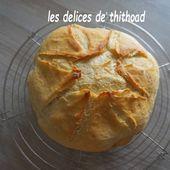 pain aux pommes de terre en cocotte - Le blog de lesdelicesdethithoad