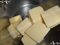 Mugcake à la tomme fraîche et au jambon
