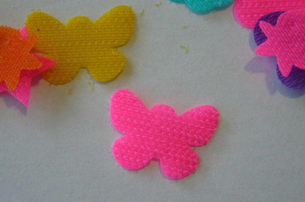 Les bracelets Velcro avec SES CREATIVE - Activités créatives pour enfants
