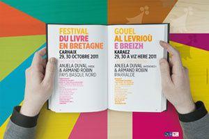 Carhaix. 29 et 30 oct, 22ème Festival du Livre en Bretagne 22vet Gouel al Levrioù e Breizh