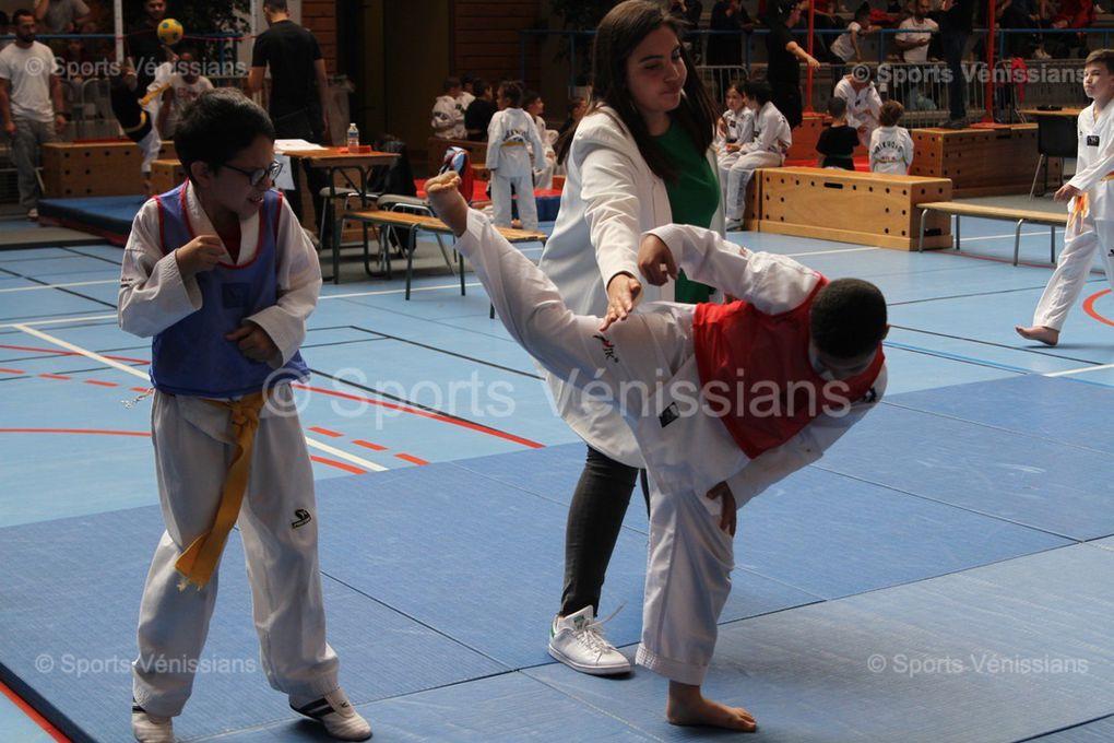 Taekwondo Vénissieux à la recherche de son glorieux passé récent
