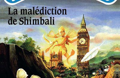 Sherlock Holmes - La malédiction de Shimabali par Pierre et François Lejoyeux