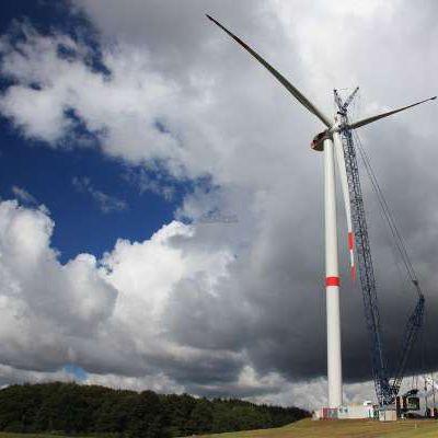 Le Projet Industriel Eolien se Précise au Verdon