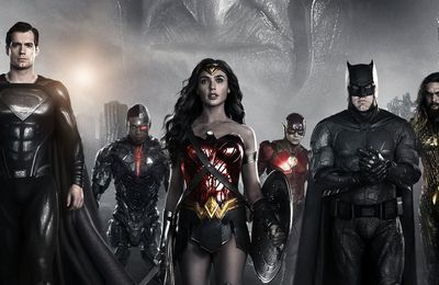 critique de ZACK SNYDER'S JUSTICE LEAGUE