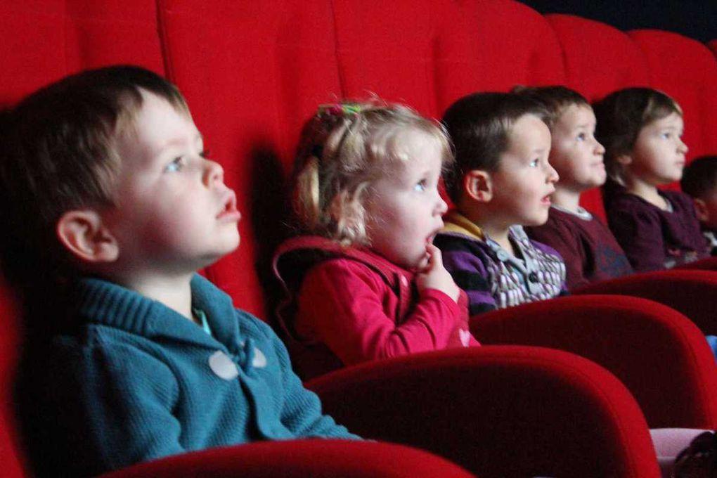 La maternelle au cinéma, jeudi 17 novembre