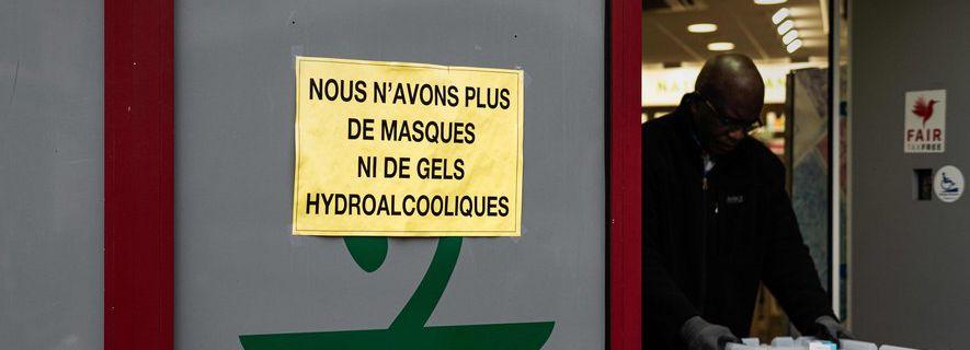 Les visites dans les EHPAD suspendues en France