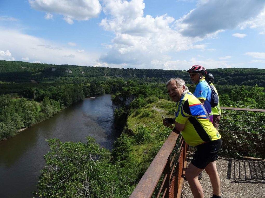 Randonnée du dimanche 20 Mai«Entre Tourmente et Dordogne»
