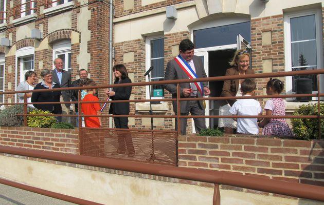 Inauguration des nouveaux locaux de la mairie