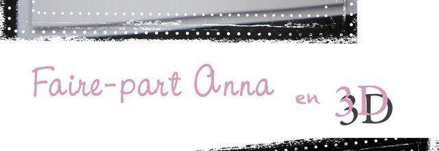 De son petit prénom ... Anna
