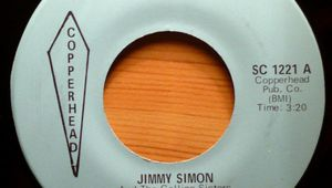 Jimmy Simon - Someday You'll Pay / In the Darkness