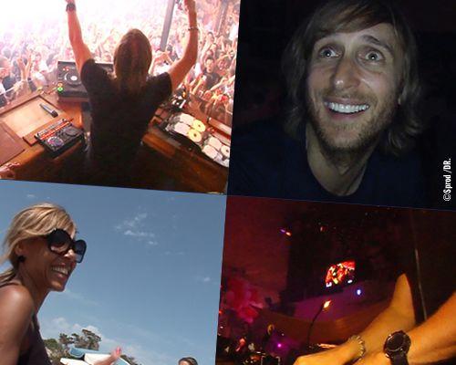 EXCLUSIF / Les coulisses de l'été des Guetta !