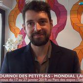 Les Petits As 2019 #02 Jean Baptiste Siméon Knaëbel (12 janv 19)   HPyTv La Télé de Tarbes