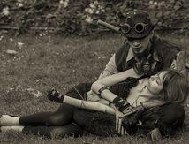 Steampunk-IV - Portraits