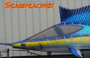 Innovation produit : Seabreacher, le jet ski dauphin