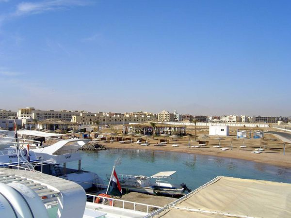 Hurghada-Egypte