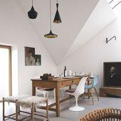 Loft design à Nantes