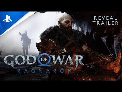 God of War Ragnarok se dévoile