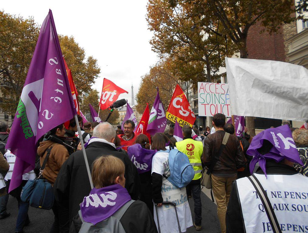 """Manifestation """"Parisienne"""" contre l'Hôstérité"""