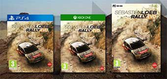 Un nouveau trailer pour Sébastien Loeb Rally Evo !