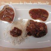 Osso Bucco de Dinde au Massalé - Chez Mamigoz