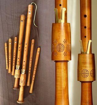 La flûte à bec: bref historique par Karol KORSZUK