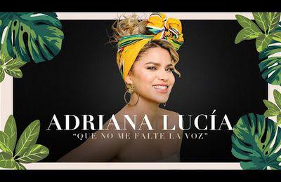 Adriana Lucía - Que No Me Falte La Voz