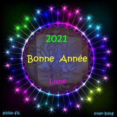 A Tous : Bonne  Année  2021 !