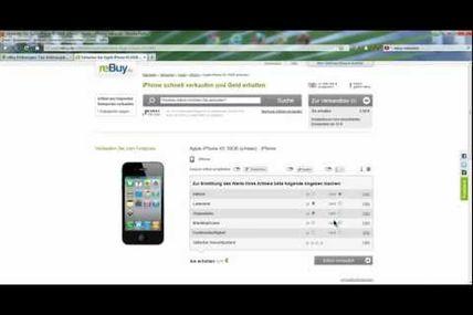 Tutorial: Artikel über reBuy verkaufen ✓