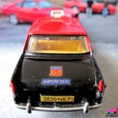 PEUGEOT 404 TAXI RADIO G7 DINKY TOYS 1/43 - car-collector.net