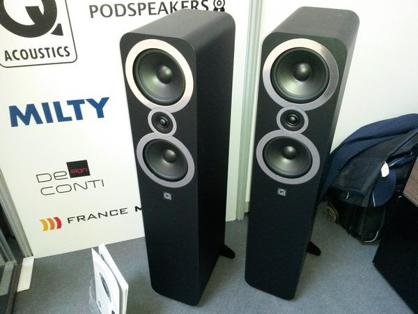 Q Acoustics @ Sound Days 2018 - Photos: Tests et Bons Plans