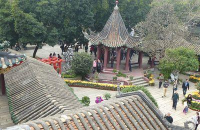Guangdong (8) ... Deux autres temples a Foshan pres de Guangzhou