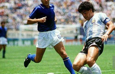 Coupe du Monde 1986 au Mexique, Groupe 1: Italie - Argentine