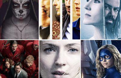 2020 : Le calendrier des séries diffusées en France et aux USA