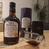 Ballechin 15Y - Passion du Whisky