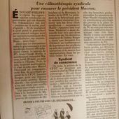 LES RENCONTRES HONTEUSES de Berger et Mailly !