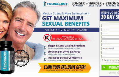 Truvalast: Read Male Enhancement Pills, Reviews, Benefits, Side Effects & How to Order?