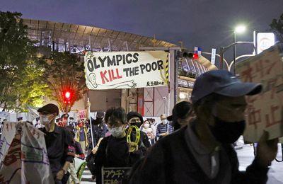 JO Tokyo :  le fiasco