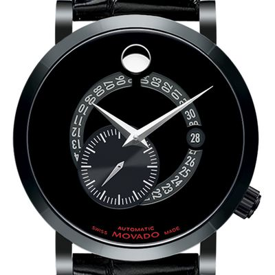 La montre du jour: Movado Museum Red Label