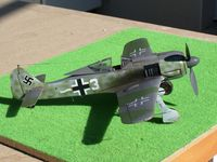 FW-190 A-8 REVELL 1/48