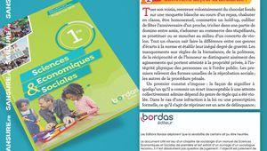 L'homosexualité assimilée à une déviance dans un manuel Bordas ! #Bordas
