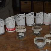 Décorer avec des pots de yaourt, c'est possible - blogeusecompulsive.over-blog.com