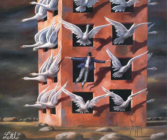 The great freedom - Wolfgang Letti