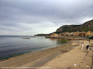 Le foto sono di Sicilia Running; quella paesaggistica è di Giovanna Barone.