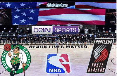 Portland Trail Blazers @ Boston Celtics en direct ce dimanche sur beIN SPORTS !
