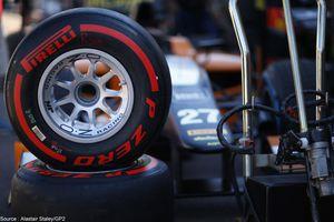 Le GP2 et le GP3 conservent Pirelli