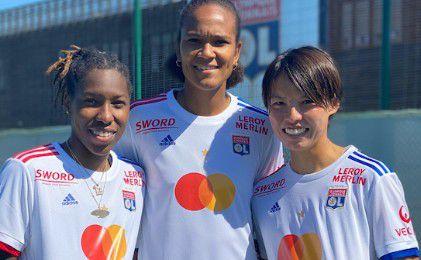 Sponsoring : MasterCard sponsor premium pour l'équipe féminine de l'OL