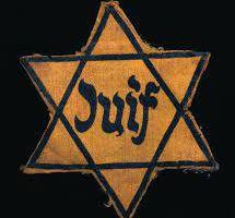 L'étoile jaune pourquoi pas un hommage au peuple juif ? Edmond Richter