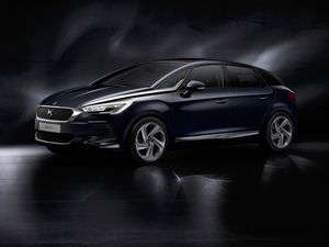 NEW DS 5: THE SYMBOL OF THE DS BRAND